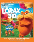The Lorax - Blu-Ray cover (xs thumbnail)