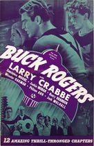 Buck Rogers - poster (xs thumbnail)
