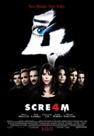 Scream 4 - poster (xs thumbnail)