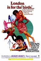 Mrs. Brown, You've Got a Lovely Daughter - Movie Poster (xs thumbnail)