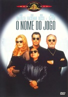 Get Shorty - Brazilian DVD movie cover (xs thumbnail)