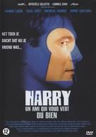 Harry, un ami qui vous veut du bien - Belgian DVD cover (xs thumbnail)