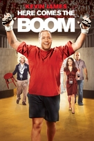Here Comes the Boom - DVD movie cover (xs thumbnail)