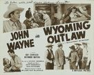 Wyoming Outlaw - Re-release poster (xs thumbnail)