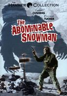 The Abominable Snowman - DVD cover (xs thumbnail)