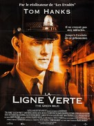 The Green Mile - French Movie Poster (xs thumbnail)
