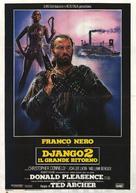 Django 2: il grande ritorno - Italian Movie Poster (xs thumbnail)