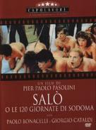 Salò o le 120 giornate di Sodoma - Italian Movie Cover (xs thumbnail)