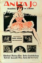 Anita Jo - German Movie Poster (xs thumbnail)