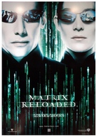 The Matrix Reloaded - Italian Movie Poster (xs thumbnail)