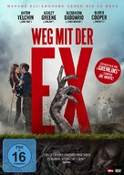 Burying the Ex - German DVD cover (xs thumbnail)