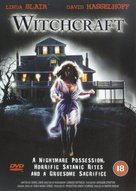 La casa 4 (Witchcraft) - British DVD cover (xs thumbnail)