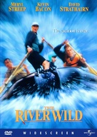 The River Wild - DVD cover (xs thumbnail)