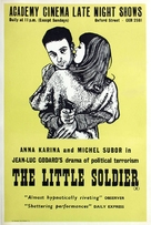 Le petit soldat - British Movie Poster (xs thumbnail)