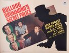 Bulldog Drummond's Secret Police - Movie Poster (xs thumbnail)