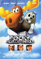 The Adventures of Rocky & Bullwinkle - Spanish Movie Poster (xs thumbnail)