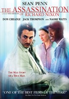 The Assassination of Richard Nixon - DVD cover (xs thumbnail)