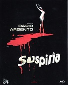 Suspiria - German Blu-Ray movie cover (xs thumbnail)