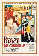 Be Yourself! - Movie Poster (xs thumbnail)