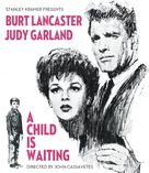 A Child Is Waiting - Blu-Ray movie cover (xs thumbnail)