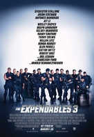 The Expendables 3 - Canadian Movie Poster (xs thumbnail)