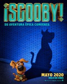 Scoob - Mexican Movie Poster (xs thumbnail)