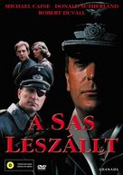 The Eagle Has Landed - Hungarian DVD movie cover (xs thumbnail)