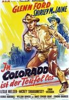 The Sheepman - German Movie Poster (xs thumbnail)