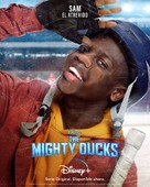 """""""The Mighty Ducks: Game Changers"""" - Mexican Movie Poster (xs thumbnail)"""