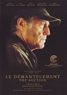 Le Démantèlement - Canadian DVD movie cover (xs thumbnail)
