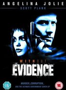 Without Evidence - British Movie Cover (xs thumbnail)