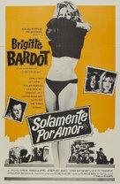 La bride sur le cou - Spanish Movie Poster (xs thumbnail)