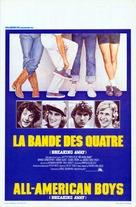 Breaking Away - Belgian Movie Poster (xs thumbnail)