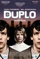 The Double - Brazilian Movie Poster (xs thumbnail)