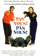 See No Evil, Hear No Evil - French Movie Poster (xs thumbnail)