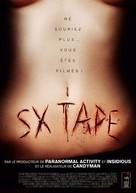 sxtape - French Movie Poster (xs thumbnail)