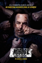 Nobody - Romanian Movie Poster (xs thumbnail)