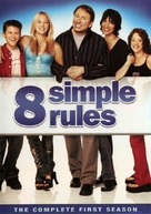 """""""8 Simple Rules... for Dating My Teenage Daughter"""" - British Movie Cover (xs thumbnail)"""