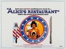 Alice's Restaurant - British Movie Poster (xs thumbnail)