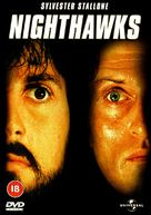 Nighthawks - British DVD cover (xs thumbnail)