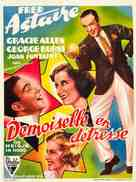 A Damsel in Distress - Belgian Movie Poster (xs thumbnail)