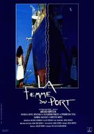 La mujer del puerto - French Movie Poster (xs thumbnail)