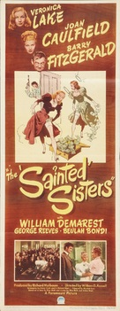 The Sainted Sisters - Movie Poster (xs thumbnail)