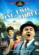 One, Two, Three - DVD movie cover (xs thumbnail)