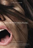 Nymphomaniac - Danish Movie Poster (xs thumbnail)