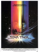 Star Trek: The Motion Picture - French Movie Poster (xs thumbnail)