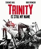 ...continuavano a chiamarlo Trinità - Blu-Ray cover (xs thumbnail)