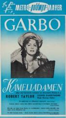 Camille - Swedish poster (xs thumbnail)