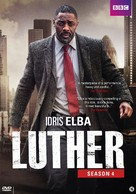 """Luther"" - Dutch DVD movie cover (xs thumbnail)"
