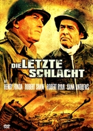 Battle of the Bulge - German DVD cover (xs thumbnail)